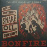 "7"" ✦DR. BONTEMPI'S SNAKE OIL COMPANY✦ ""Bonfire/Country Cousin"" Superb Hillbilly♫"